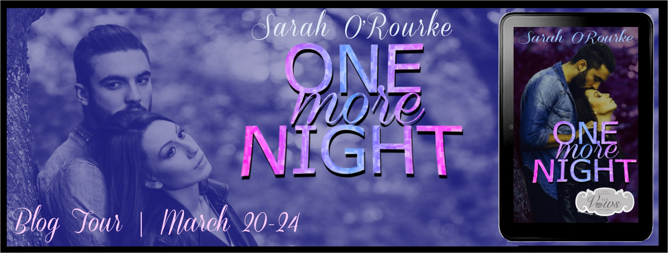 One More Night Blog TOur Banner